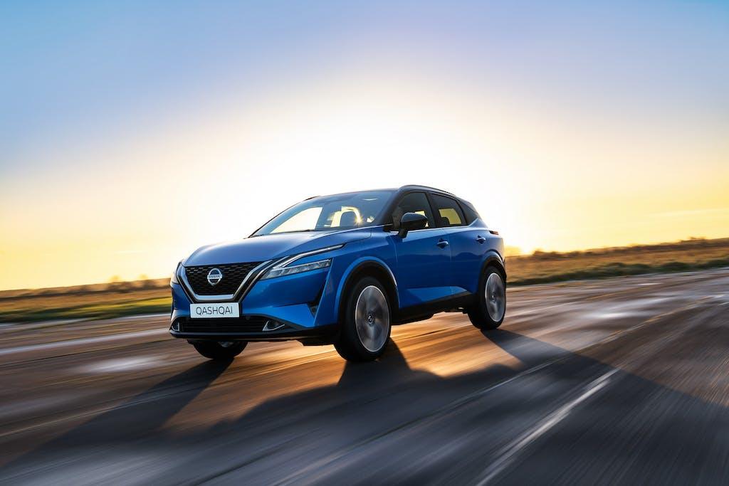 Nuova Nissan Qashqai: ora si punta più in alto