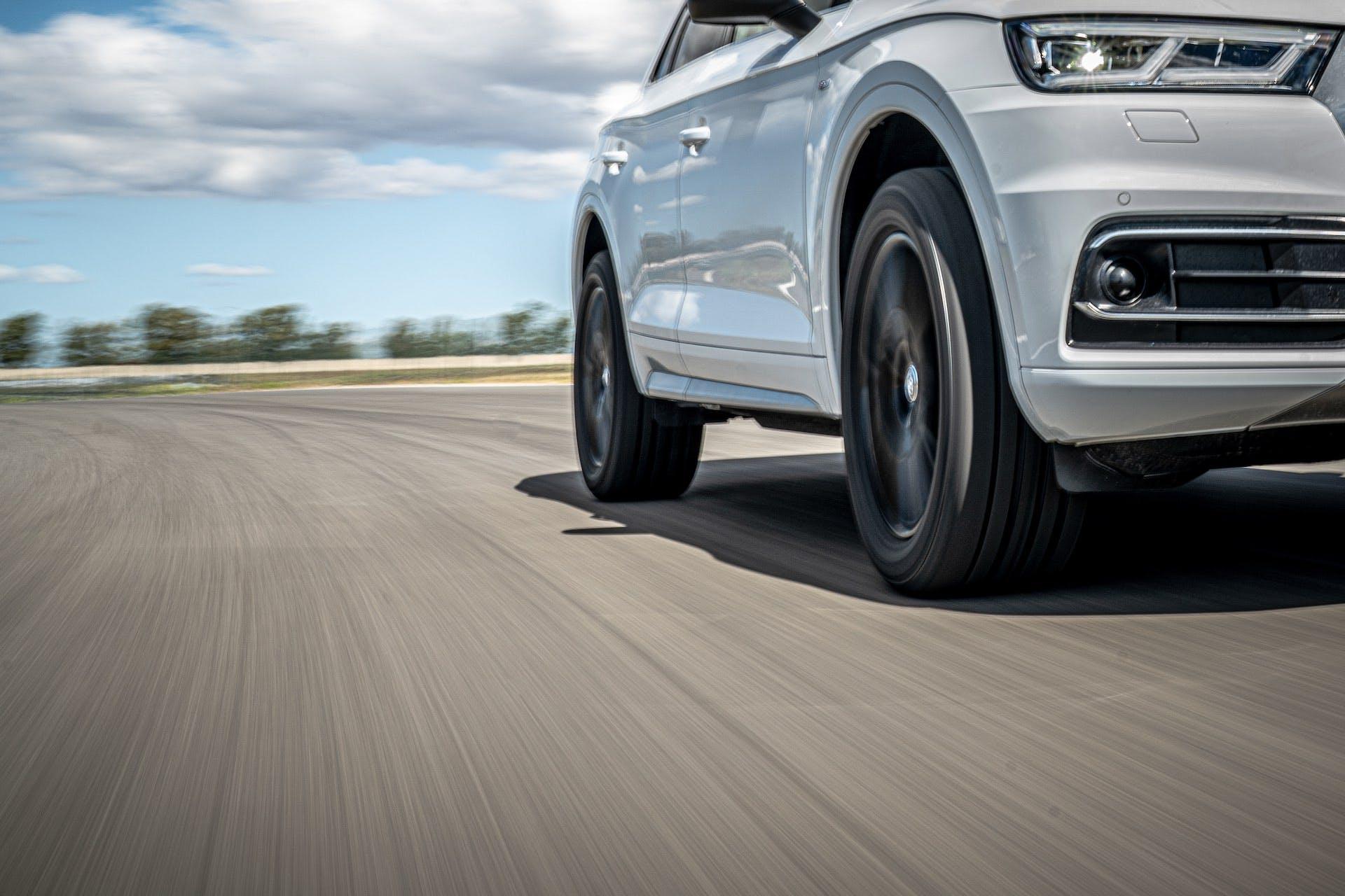 Pneumatici Bridgestone Potenza Sport - dinamica