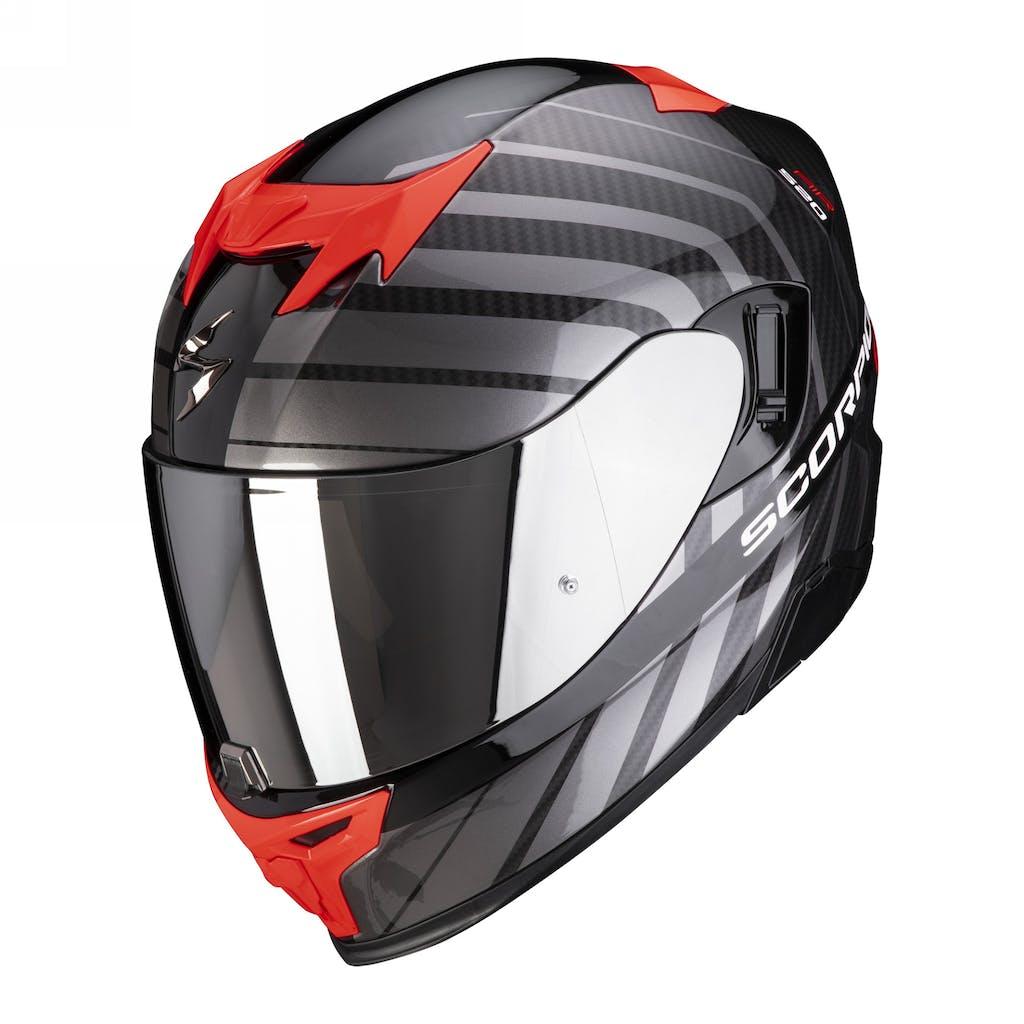Scorpion EXO 520 Air, protezione Smart