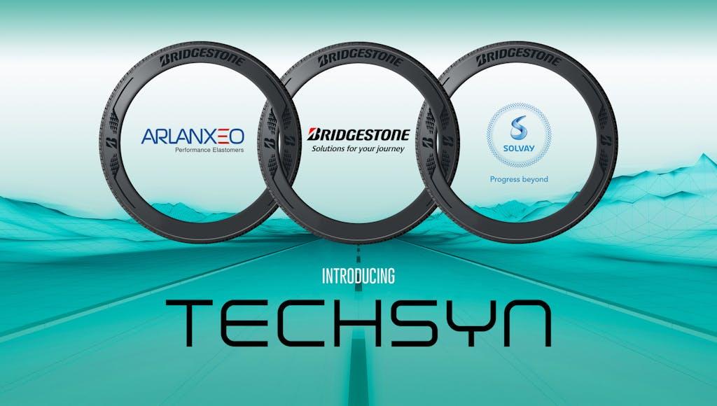Arlanxeo-Bridgestone-Solvay: pneumatici più efficienti e sostenibili