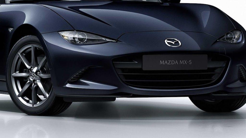 Mazda MX-5 MY 2021 dettaglio frontale