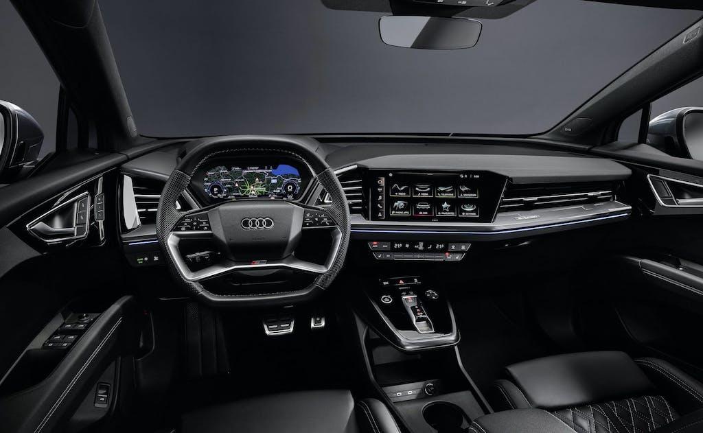 "Audi Q4 e-tron, i ""nuovi interni"" Audi. Punto per punto"