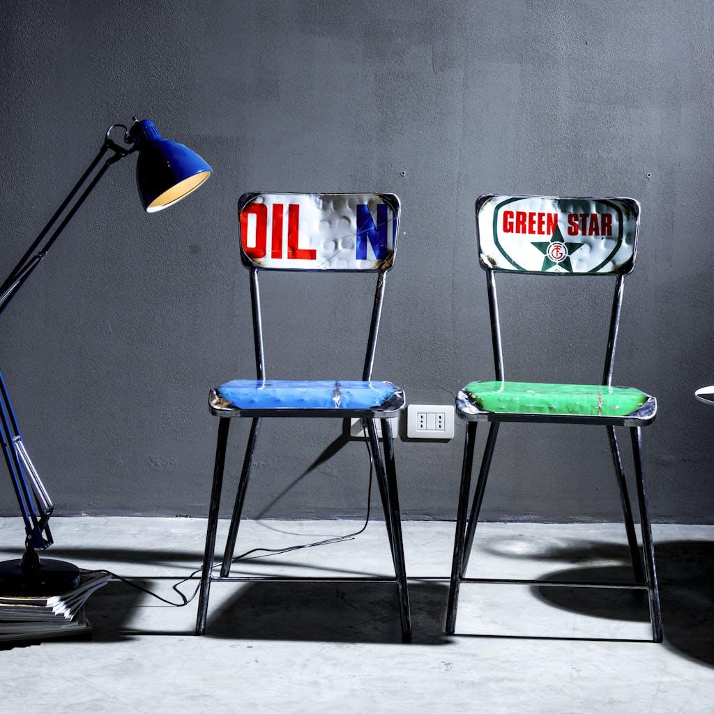 Vibrazioni Art Design design sgabelli
