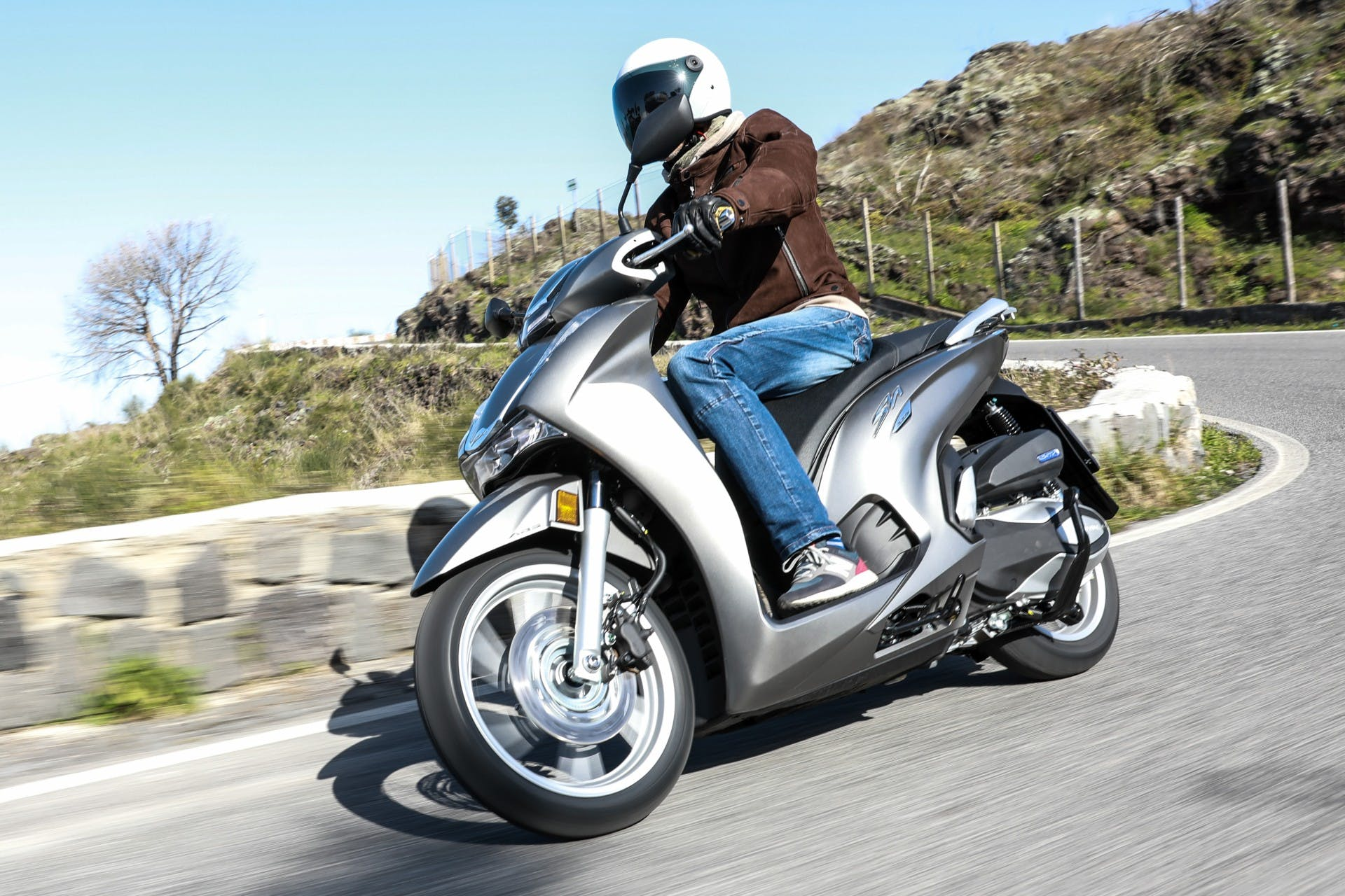 Honda SH350i 2021 migliori scooter 300-350-400