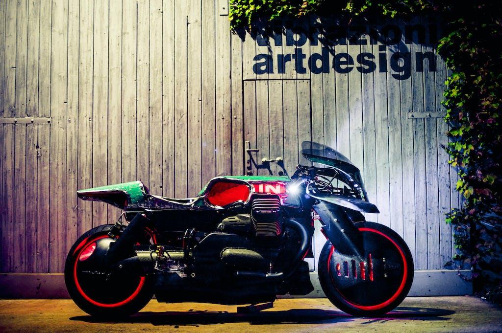 Vibrazioni Art Design moto design