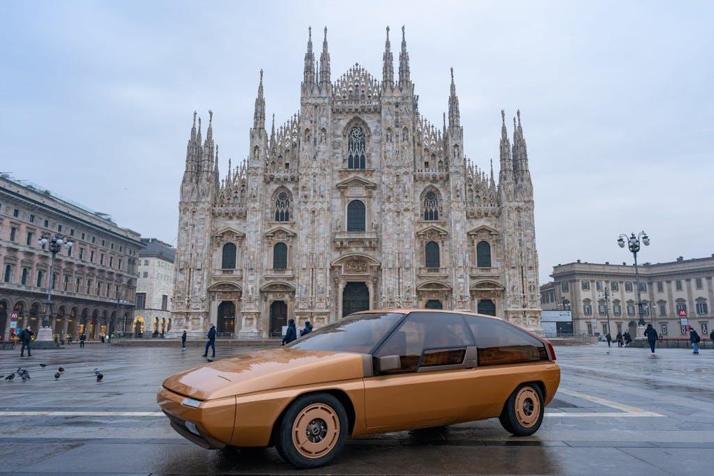 Mazda e la forma del tempo: design e stile tra Italia e Giappone