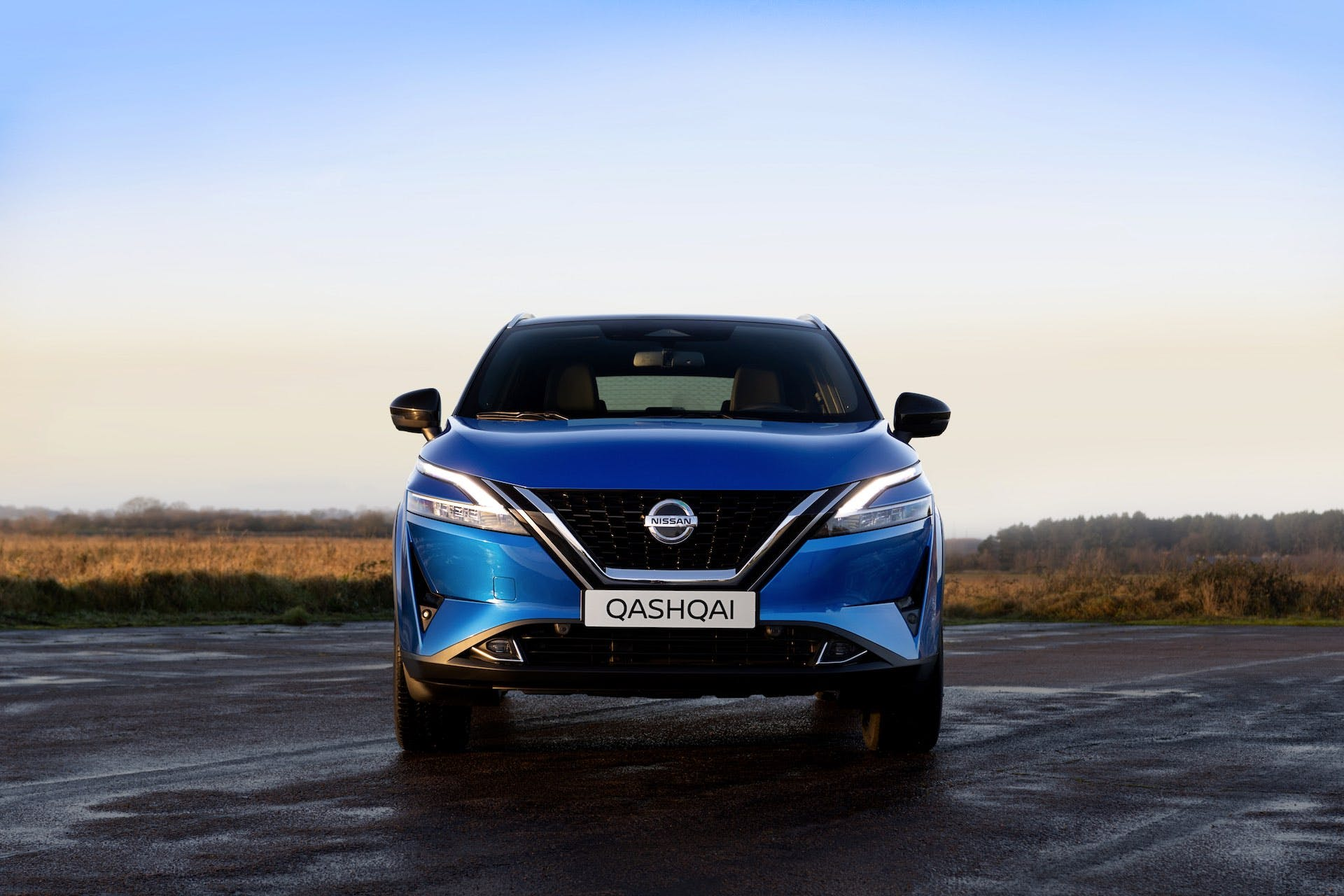 Nissan Qashqai - frontale