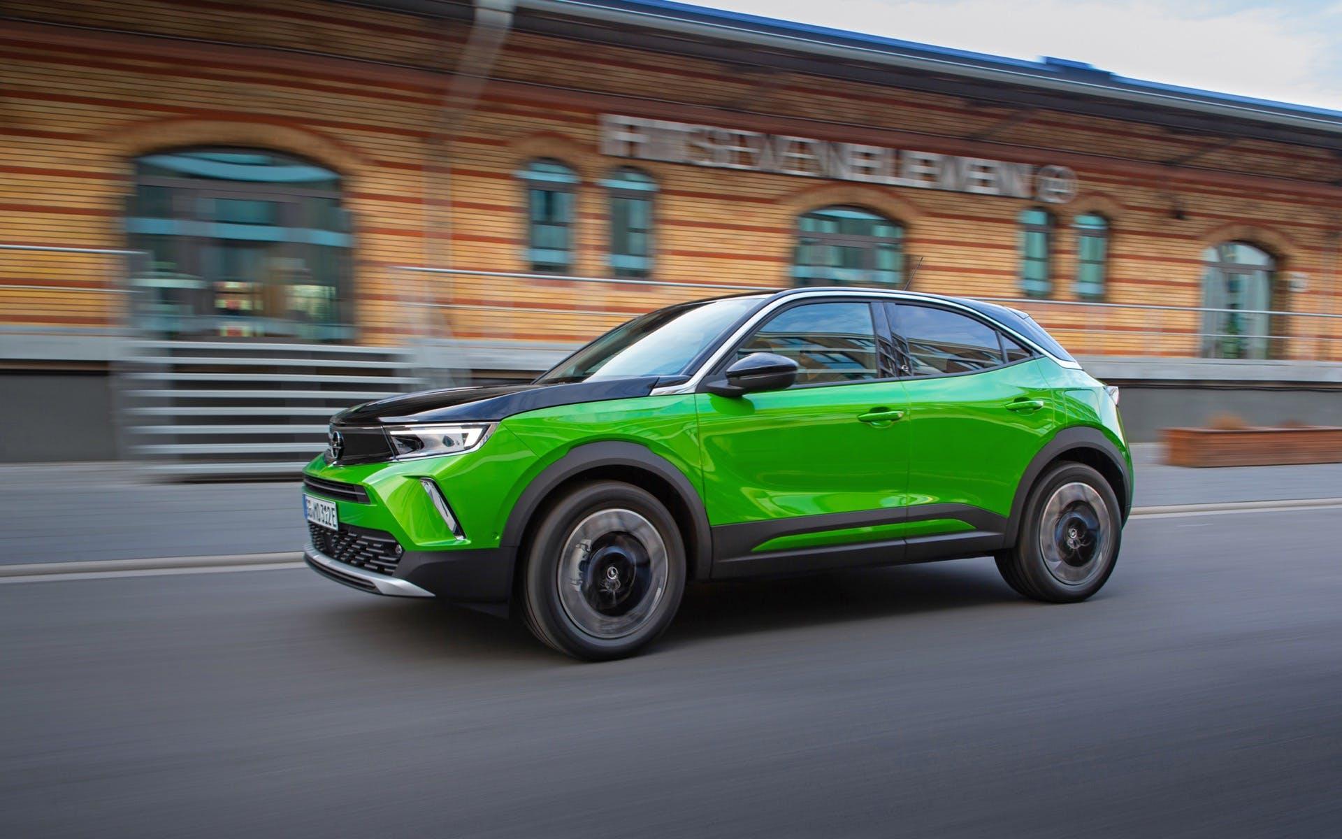 Opel Mokka-e movimento