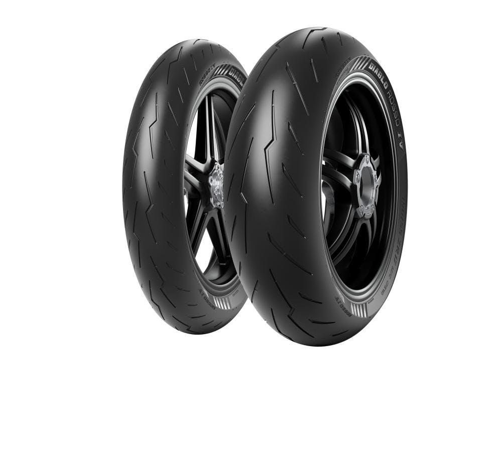 Pirelli Diablo Rosso IV migliore gomma sportiva stradale