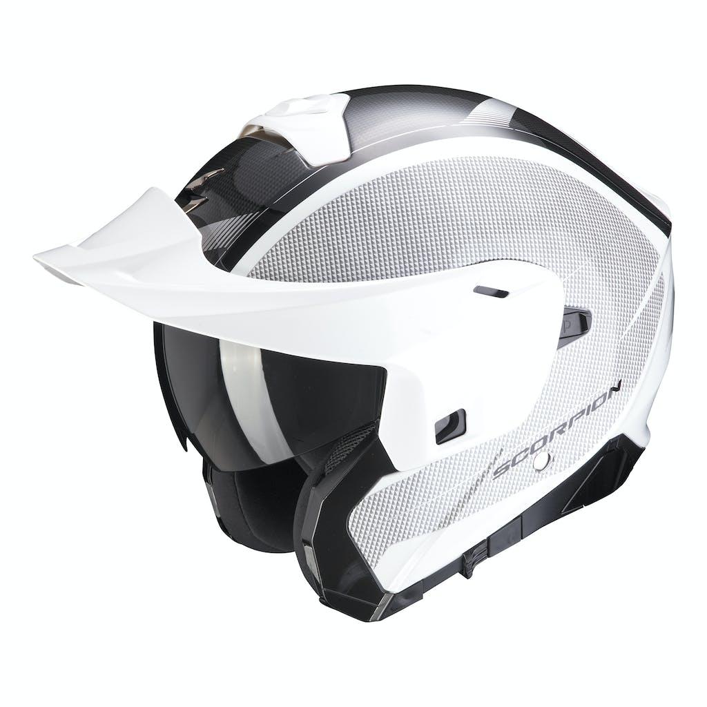 Scorpion EXO930 CIELO bianco