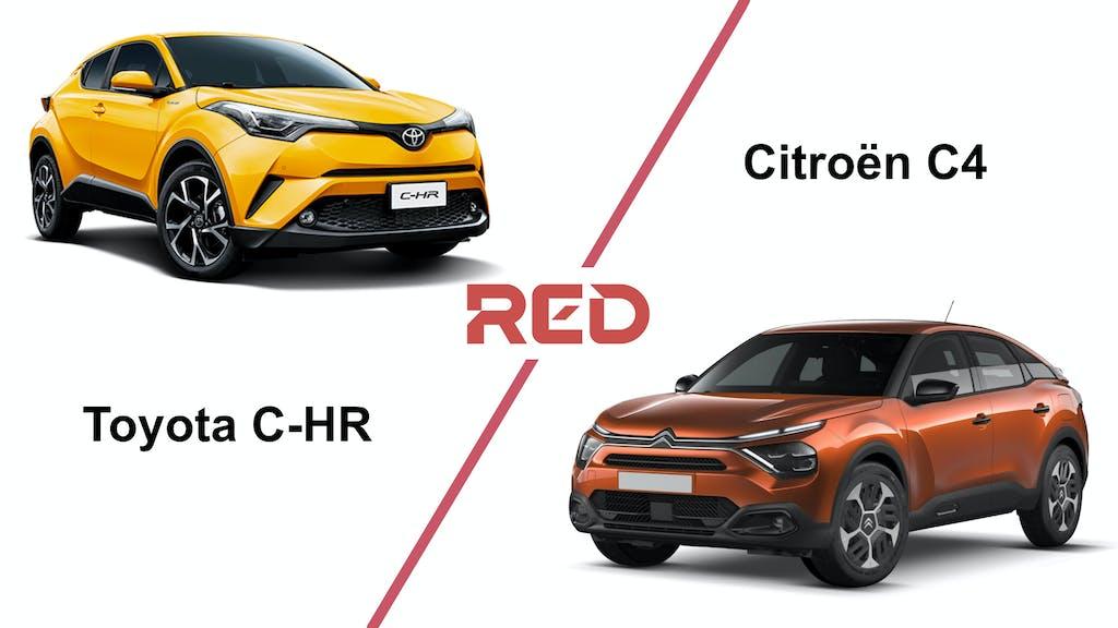 Toyota C-HR vs Citroën C4: qual è la migliore?