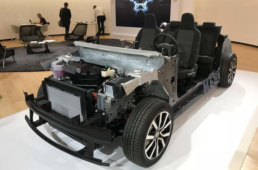 Volkswagen MEB Lite ID1