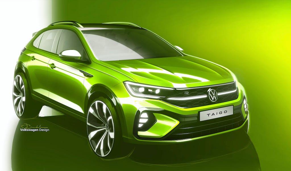 Volkswagen Taigo: il primo SUV coupé del marchio