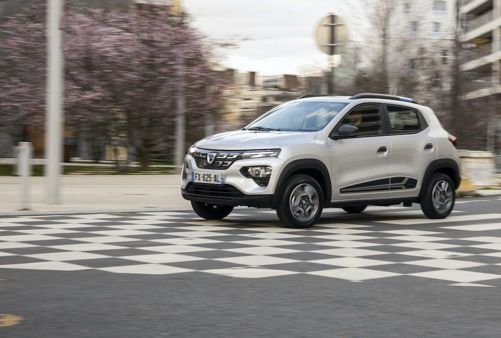 Dacia Spring, prova dell'elettrica davvero per tutti