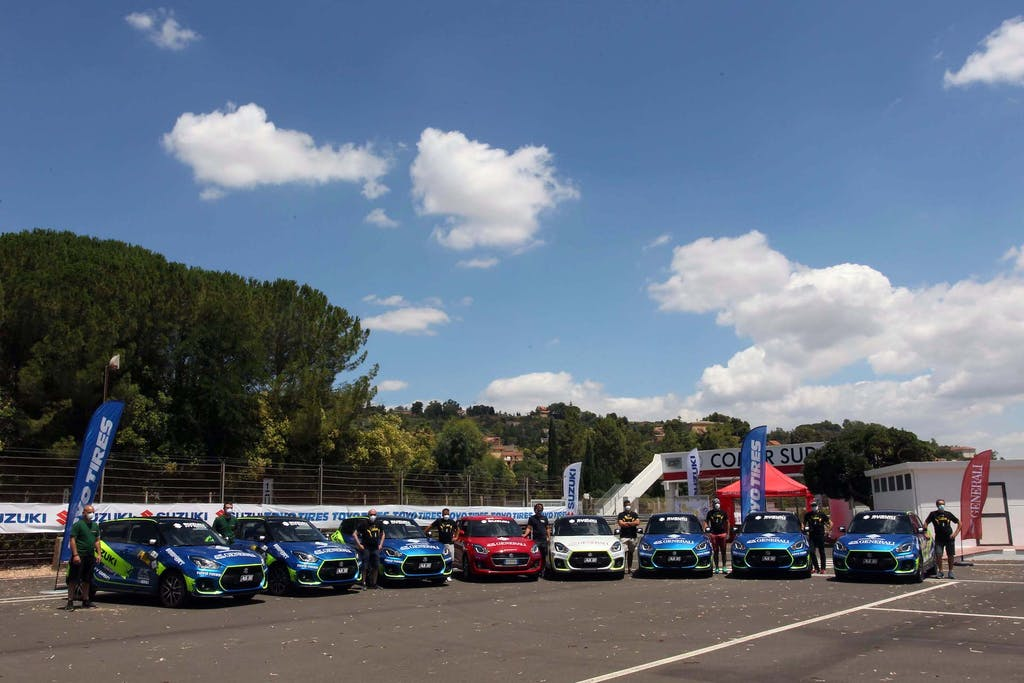 Suzuki ACI Rally Italia Talent, al via l'edizione 2021
