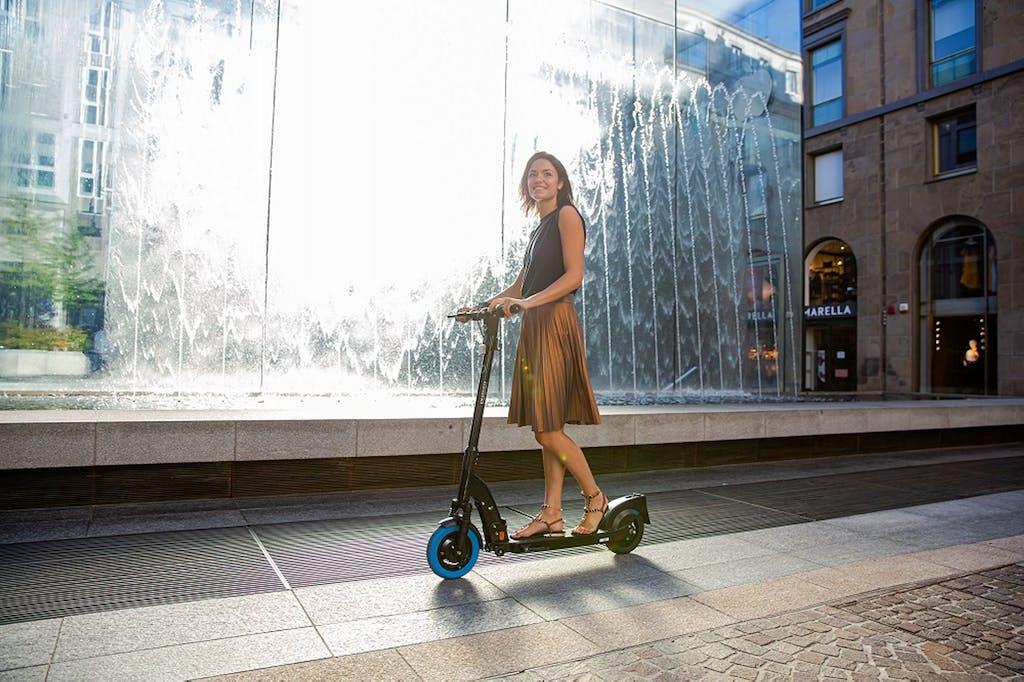 Swapfiets e-Kick, una nuova micromobilità urbana