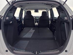 Honda Jazz Interior sedili posteriori abbattuti