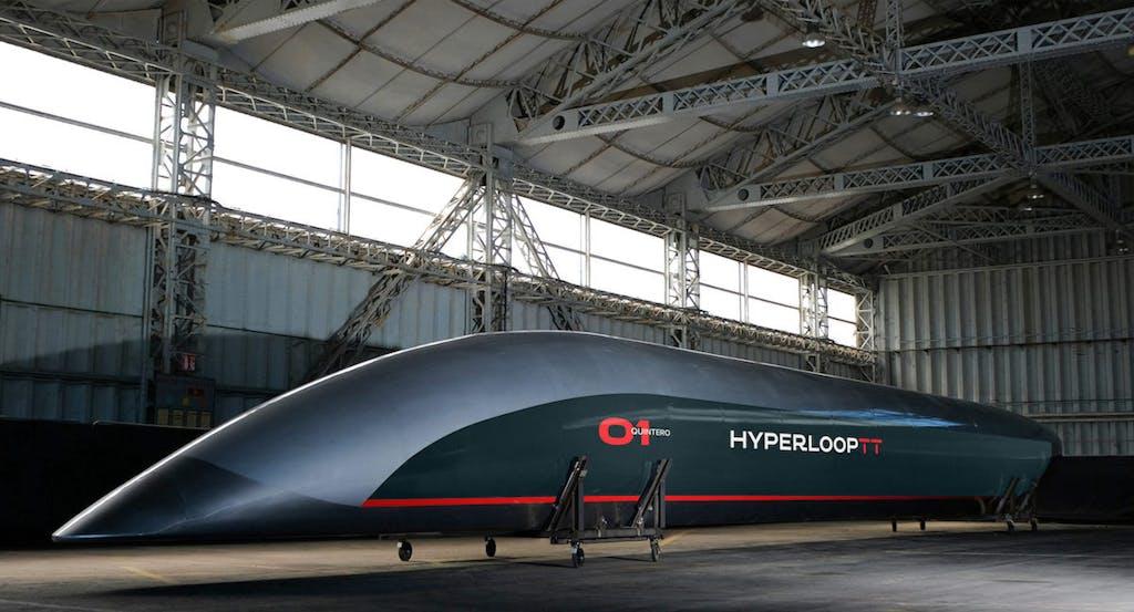 Hyperloop, l'alternativa all'auto-immobile