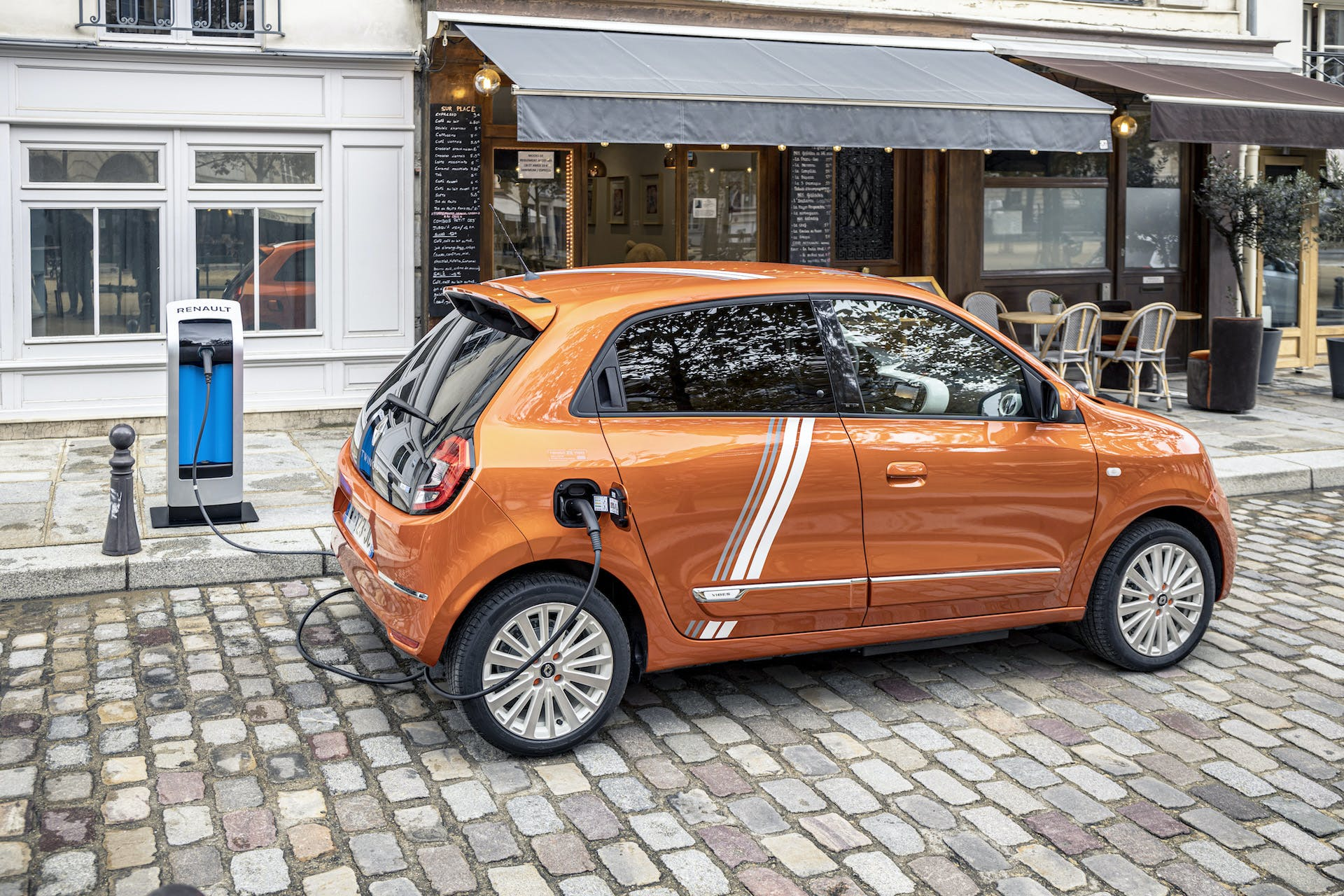 2020 - Renault TWINGO Electric - Vibes Limited Edition