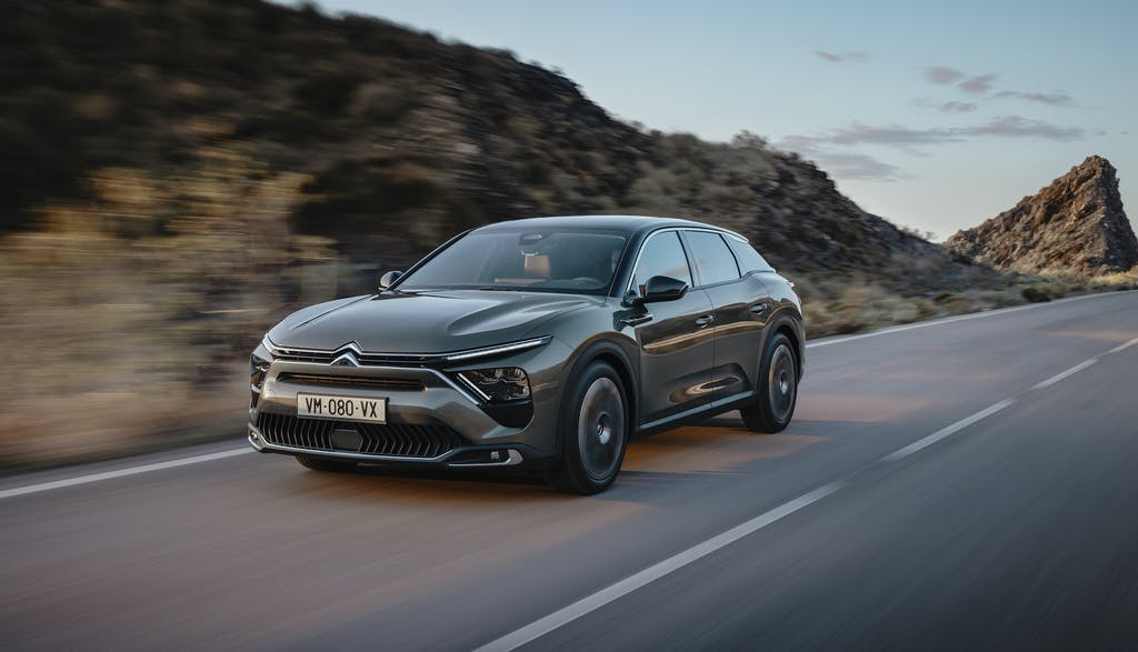 Nuova Citroën C5 X, ecco perché è una vera ammiraglia