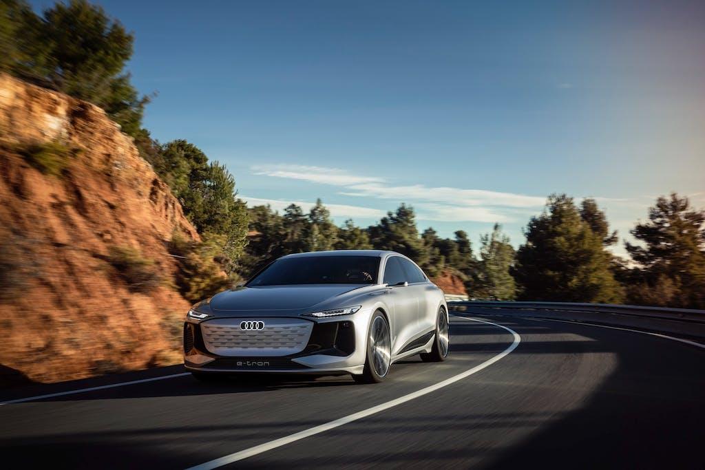 A6 e-tron concept: Audi si prepara alla A6 elettrica?