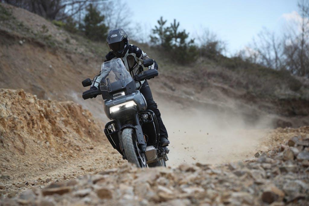 Prova Harley-Davidson Pan America 1250 S
