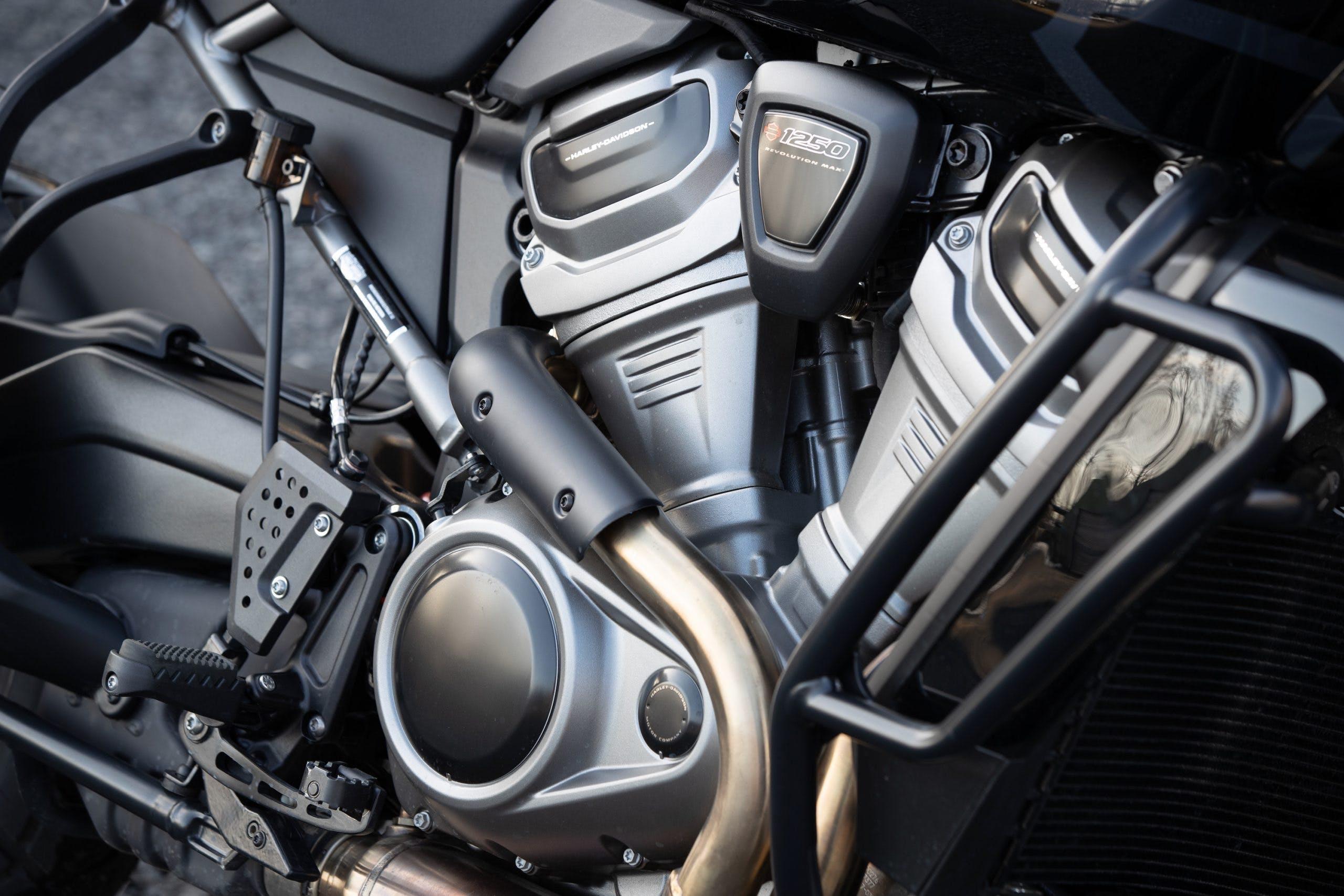 Harley Davidson Pan America motore revolution max