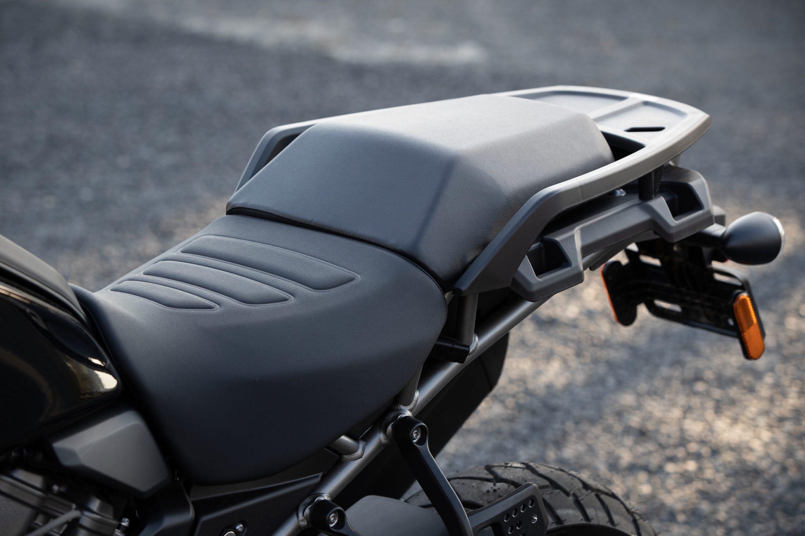 Harley Davidson Pan America particolare selle