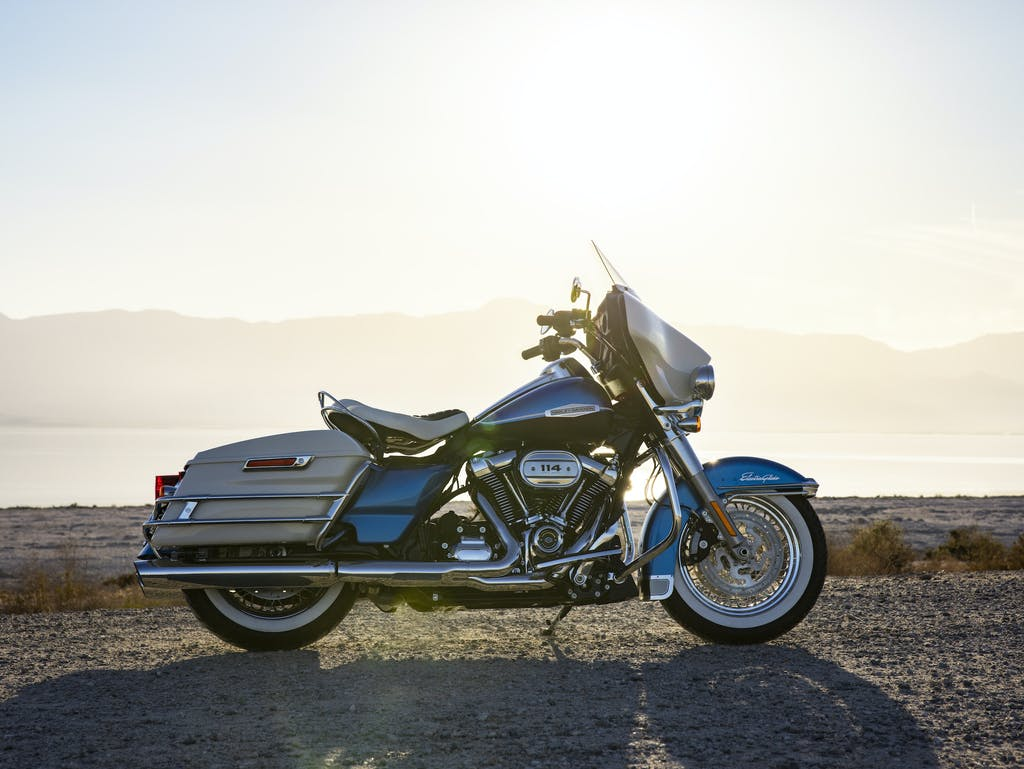 Harley-Davidson Icons Collection, debutta la Electra Glide Revival