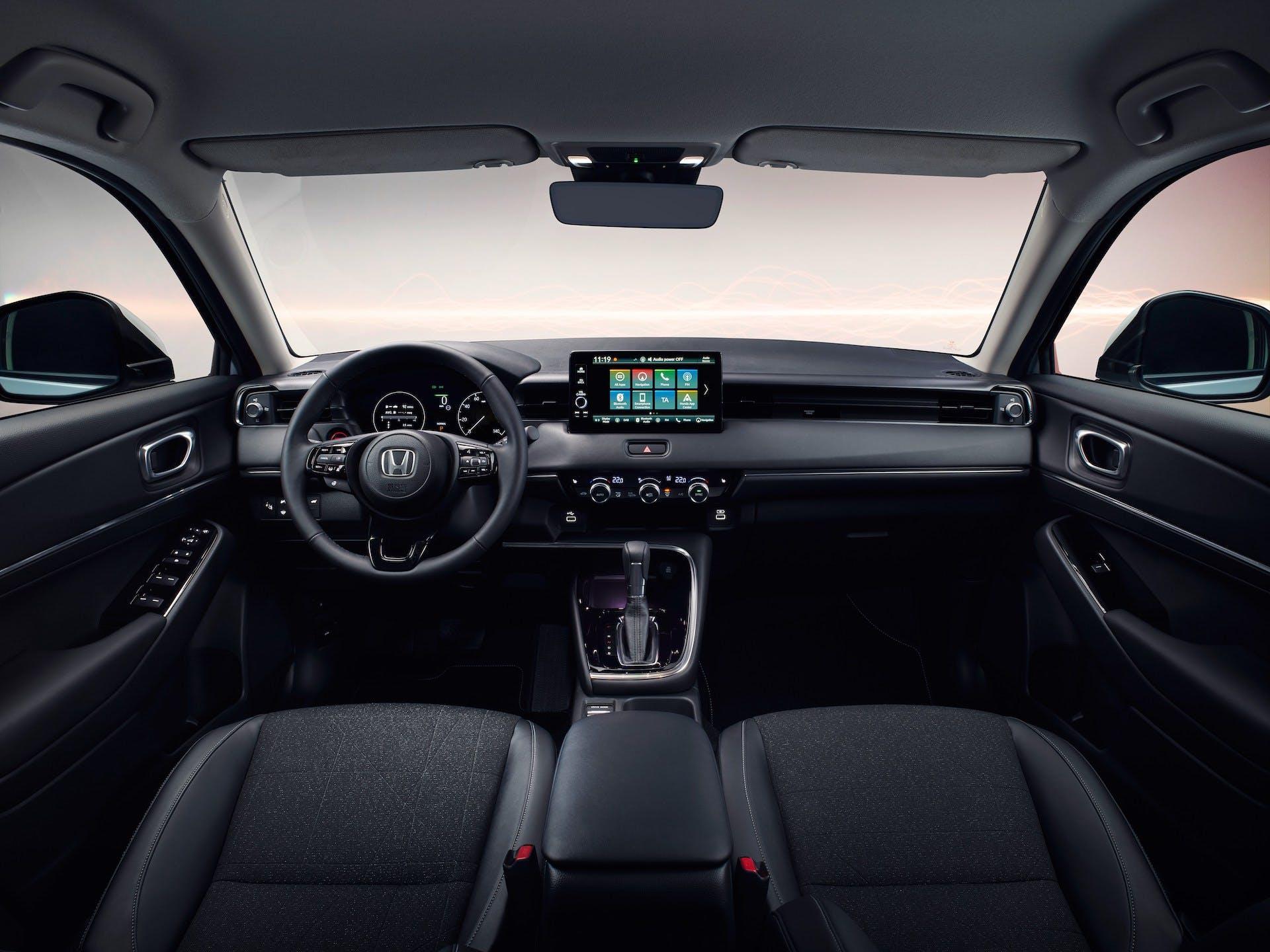 Honda HR-V 2021 - interni