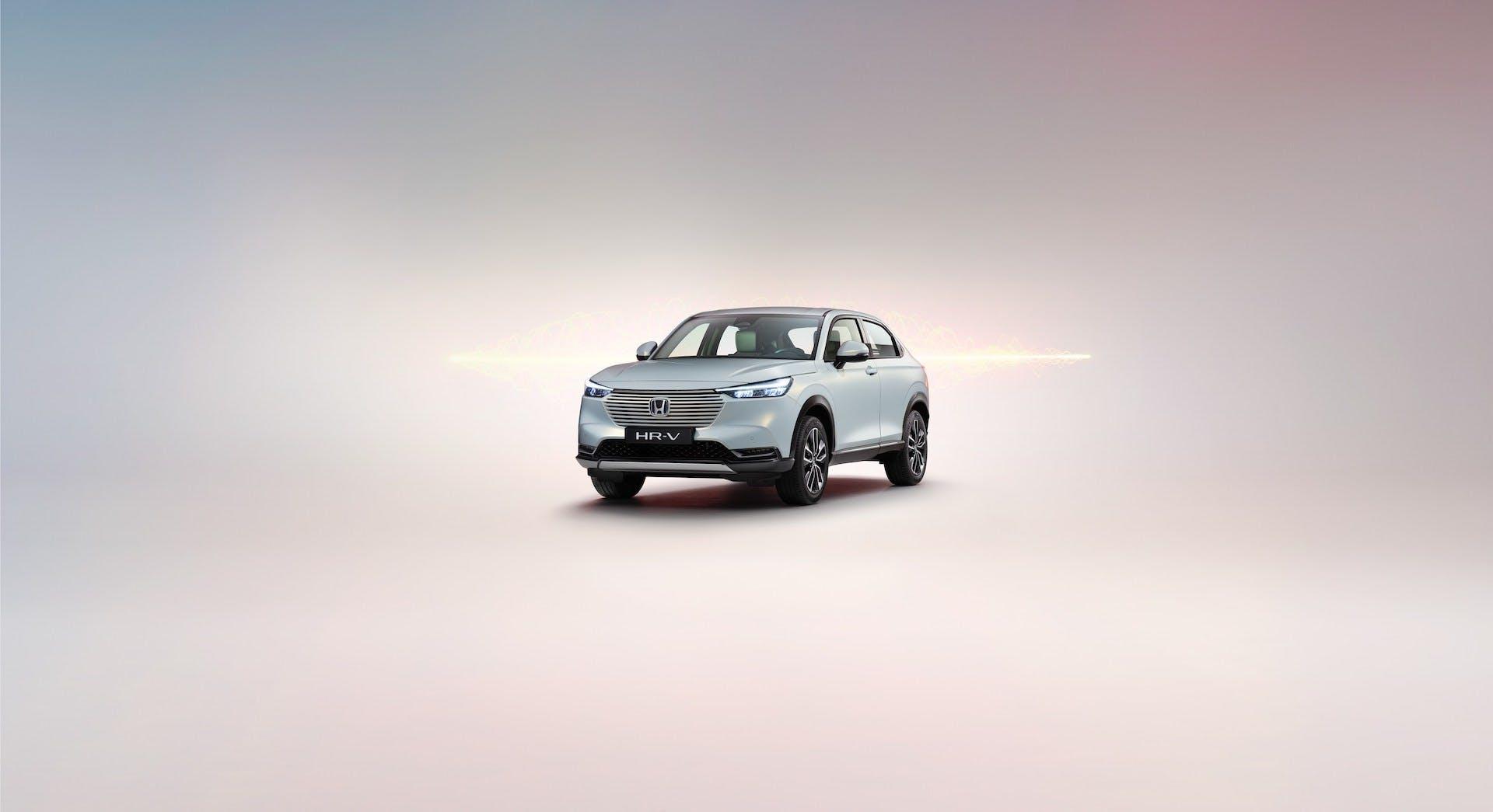 Honda HR-V 2021 - frontale