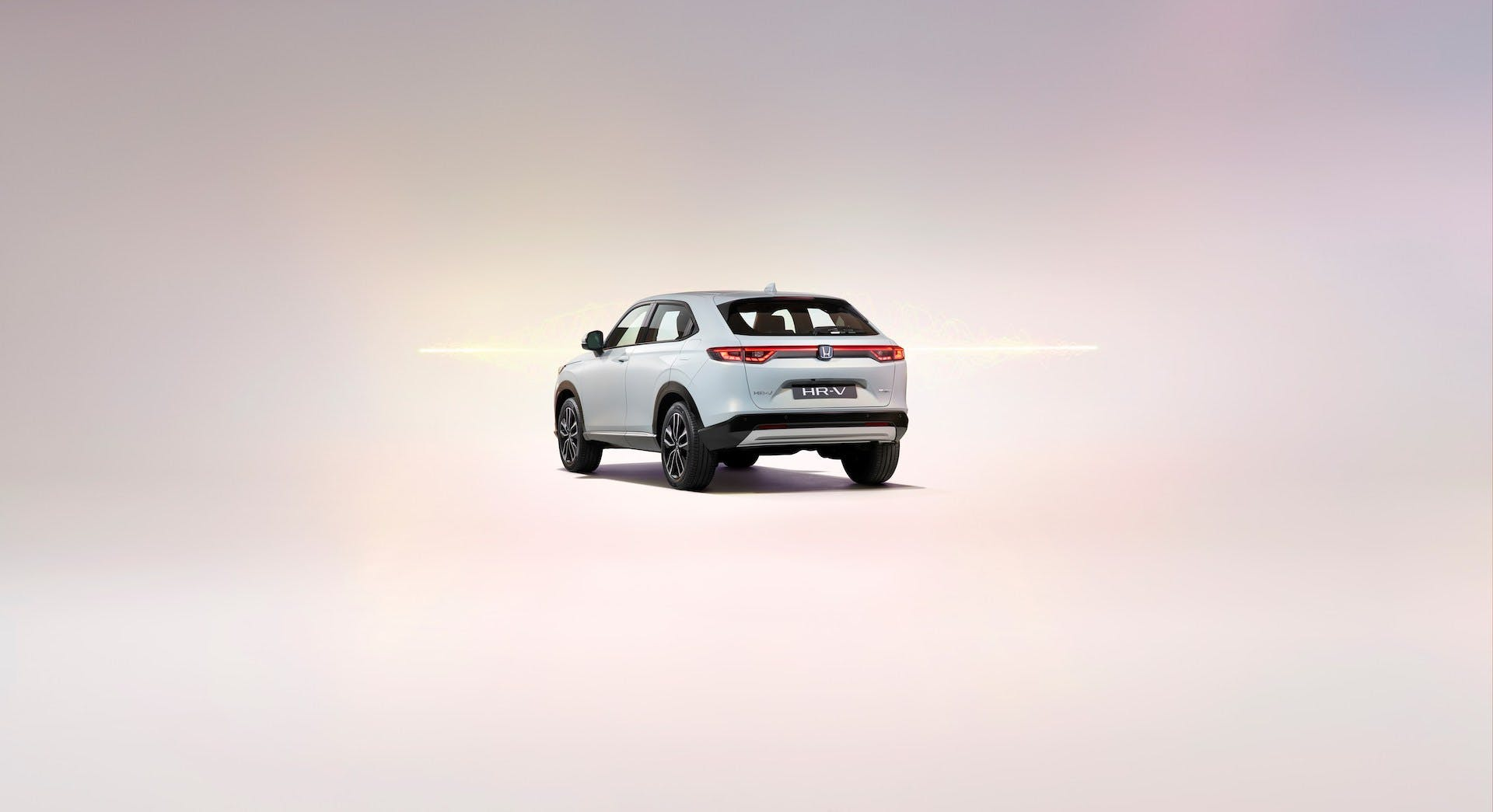 Honda HR-V 2021 - posteriore
