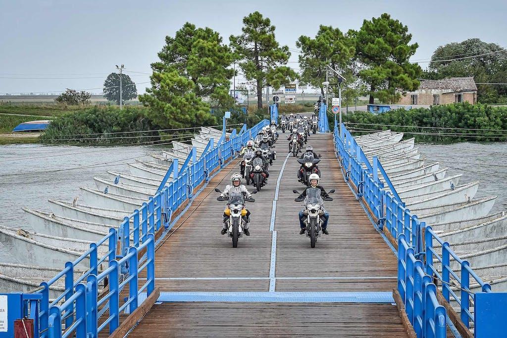 Moto Guzzi Experience 2021: l'evento ufficiale in occasione del centenario
