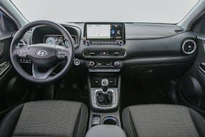 Hyundai KONA restyling prova