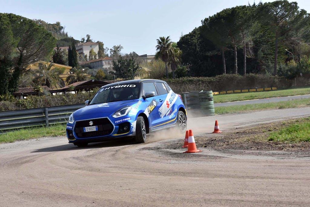 Suzuki Rally Italia Talent, dal 23 al 25 aprile a Viterbo