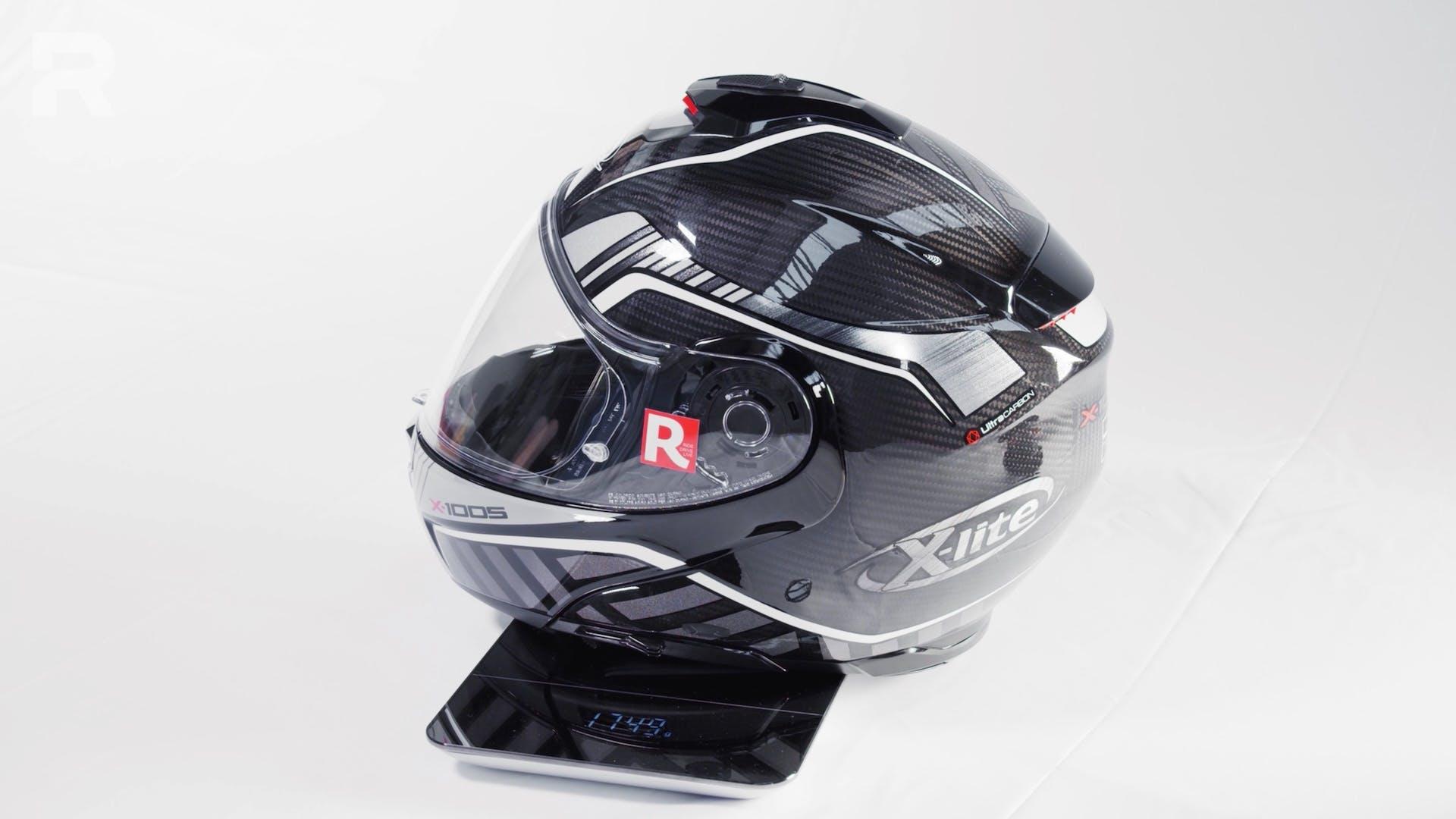 X-Lite X-1005 Ultra Carbon - peso