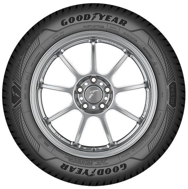 pneumatico Goodyear - laterale