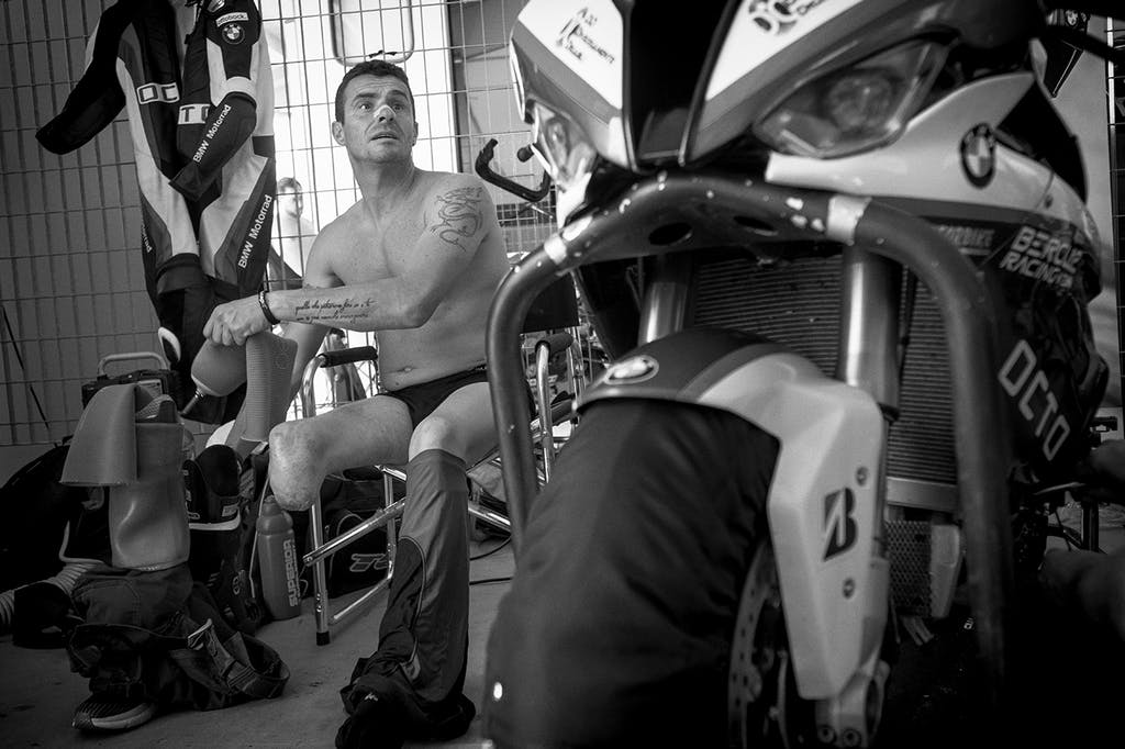 Diversamente Disabili moto autodromo disabilità