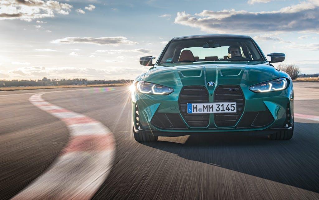 BMW M3 e M4, le prime sensazioni dalla pista