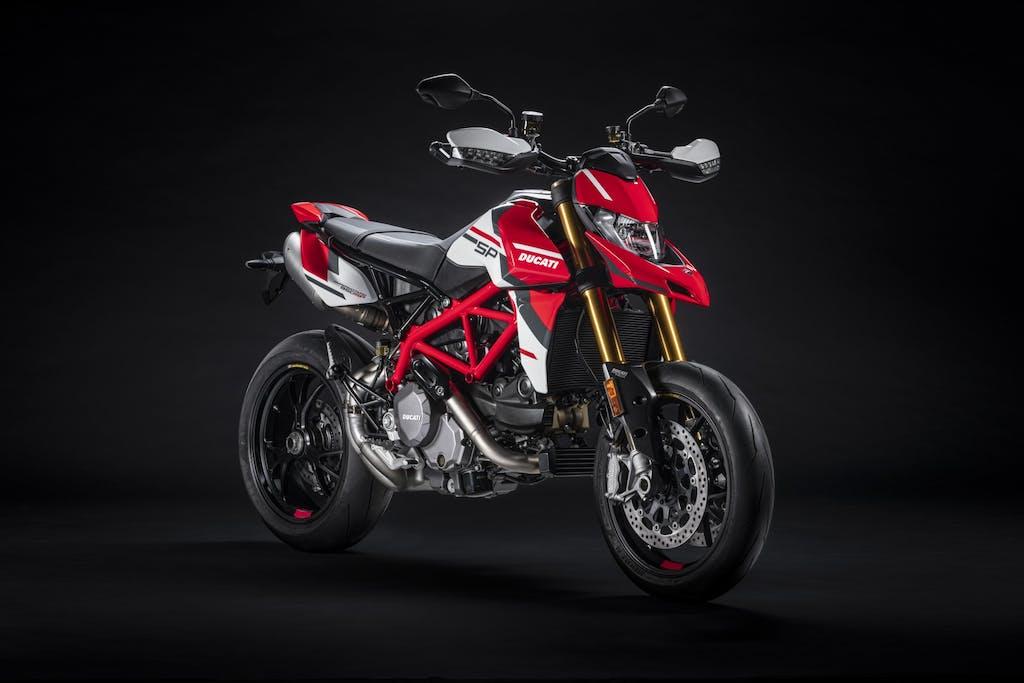 Ducati Hypermotard 950 SP, la fun bike che arriva dalla pista