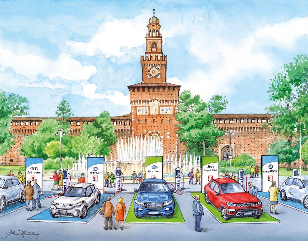 Milano Monza Motor Show 2021, la festa dei motori in città e tra i cordoli