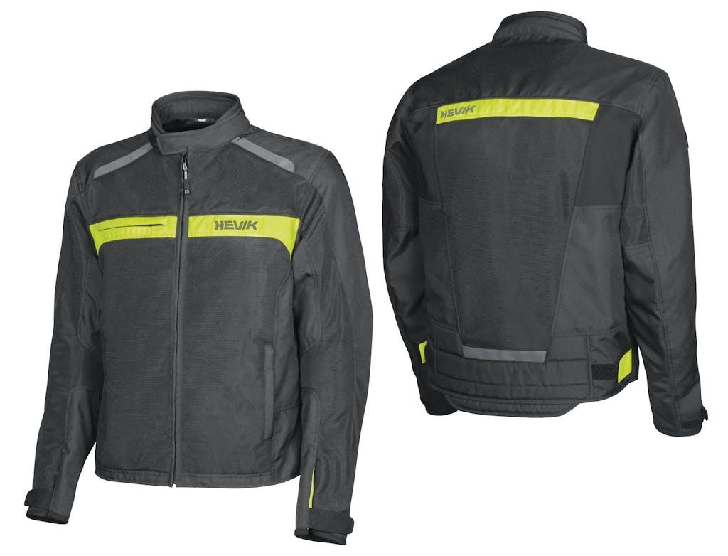 Hevik, la giacca moto estiva si chiama Scirocco Light