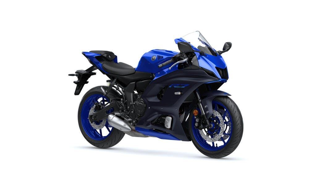 Yamaha R7 2021 - Icon Blue