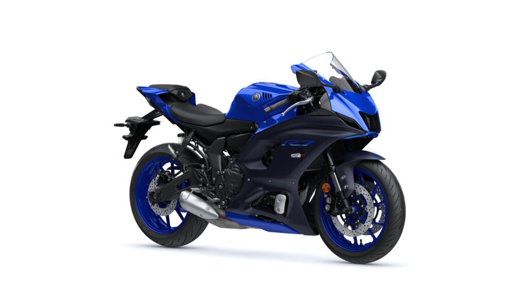 Yamaha R7, facilità di guida e leggerezza la fanno da padrone
