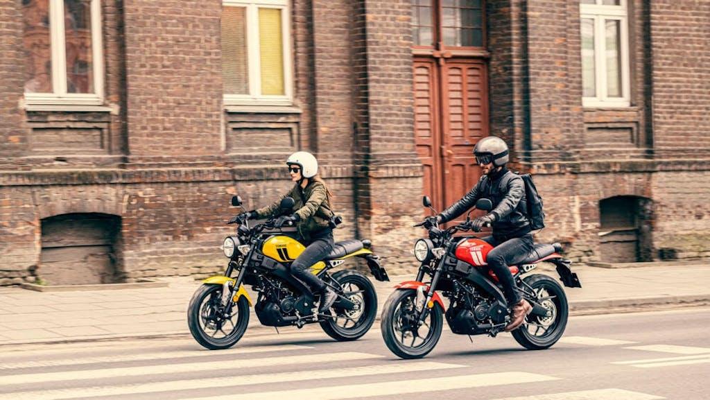 Nuova Yamaha XSR125: la famiglia sport heritage XSR si allarga