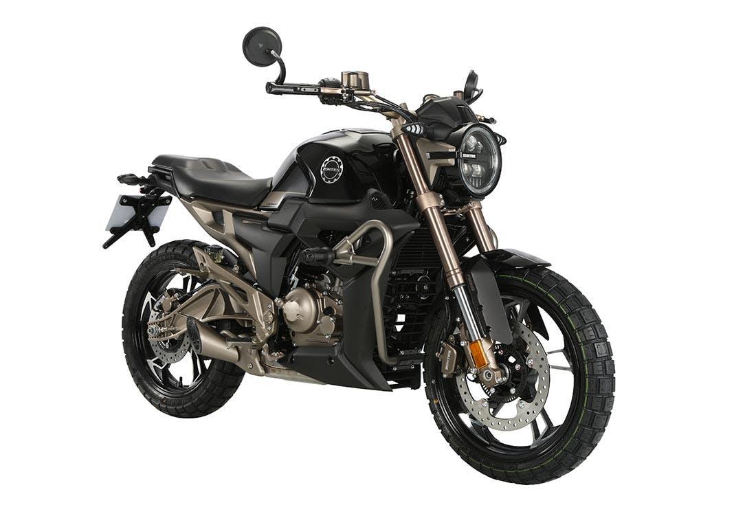 Zontes 125 G1 - Migliori moto 125 economiche