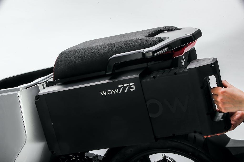 WoW 774 e 775 batteria estraibile