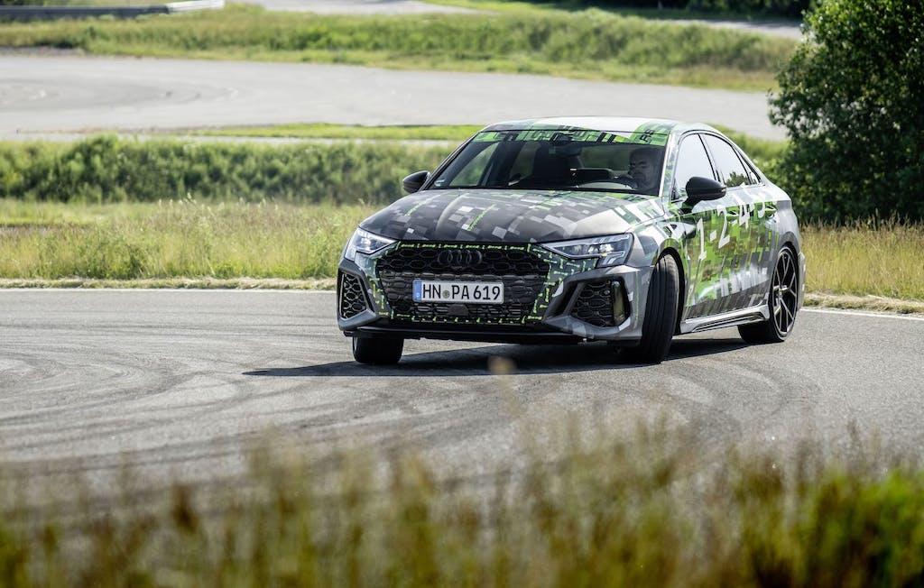 Nuova Audi RS 3, ecco perché potrebbe essere un ottimo investimento