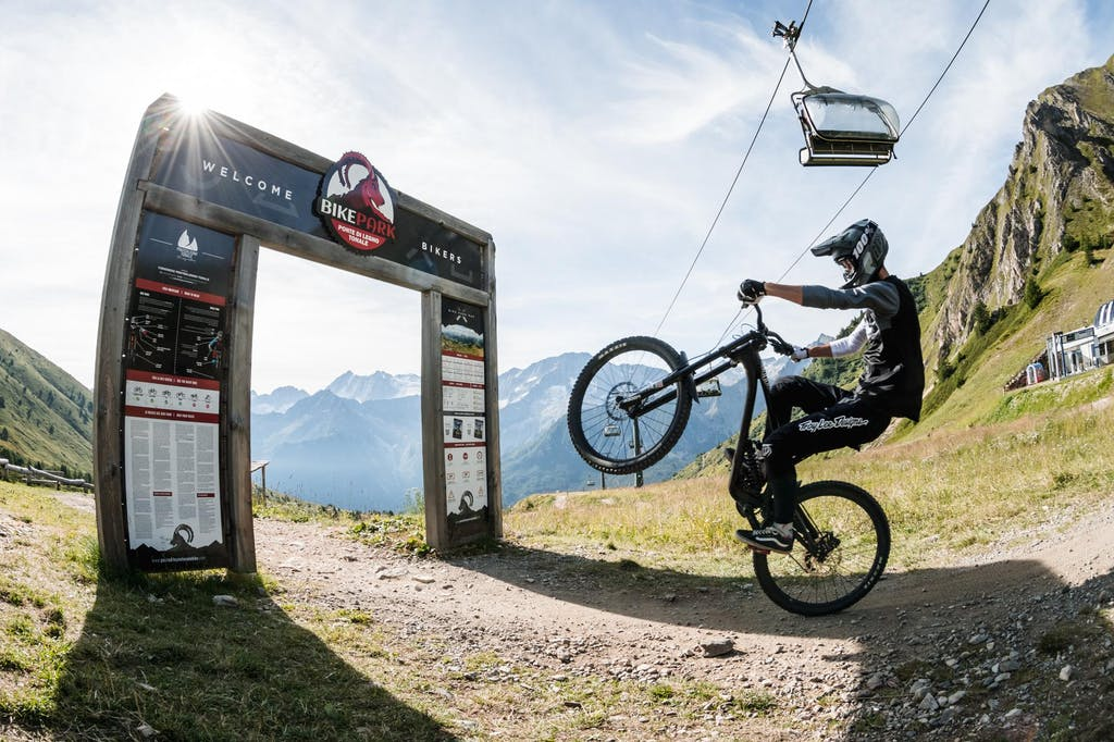 Bike park Pontedilegno-Tonale, l'offerta raddoppia