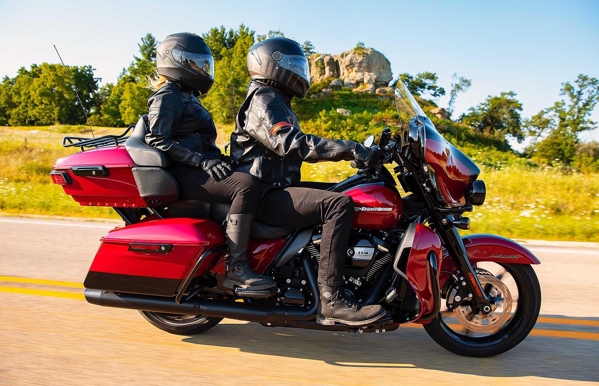 Harley-Davidson Electra Glide Ultra Classic Migliori moto da viaggio